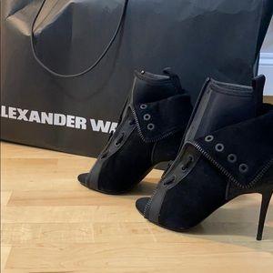 Alexander Wang X H&M booties
